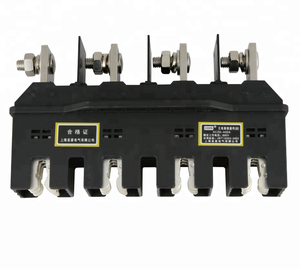 New Products XCZ6-B-4-400A main circuit movable plug-in (4 poles)