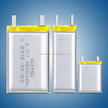 053048 lithium battery 3.7v 800mah li-ion battery for shaft toy