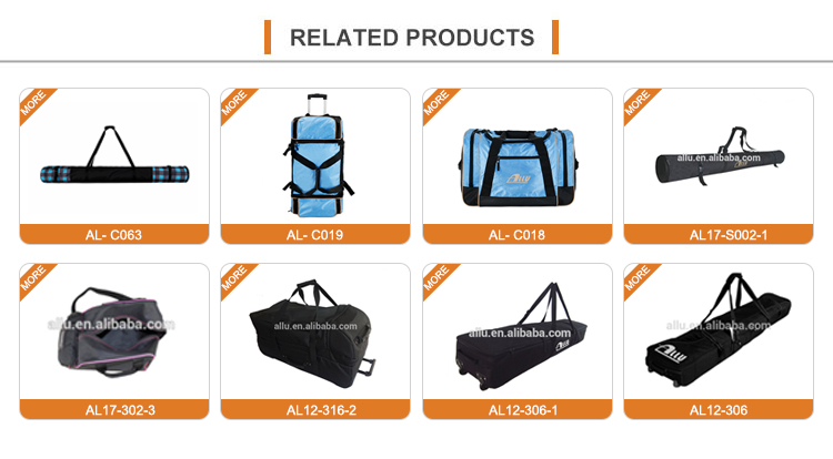 wholesale durable single ski bag