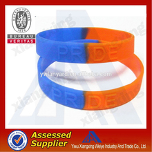 fashion jewelry cheap custom silicone bracelet