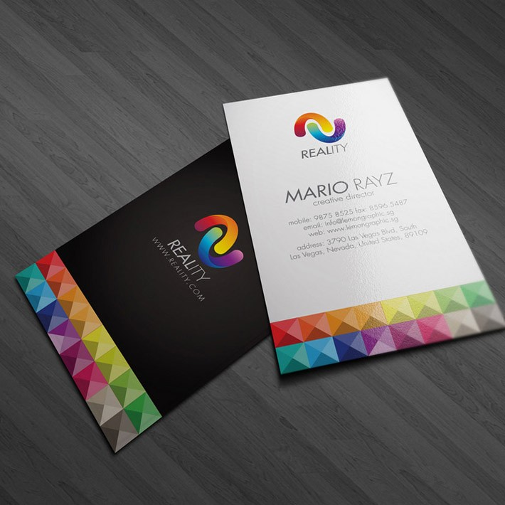 Customized Professional Business Card Printing/business Visiting ...