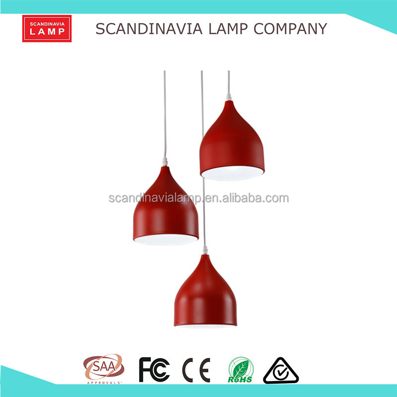 architectural design indoor home lighting bar loft chandeliers red pendant lights manufacturers