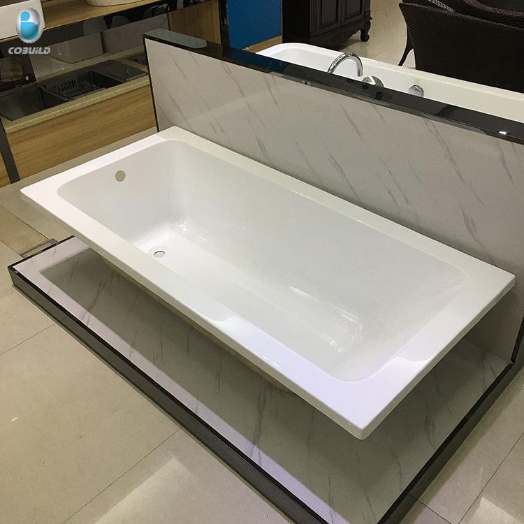 Chinese Acrylic Small Sizes Bath Tub