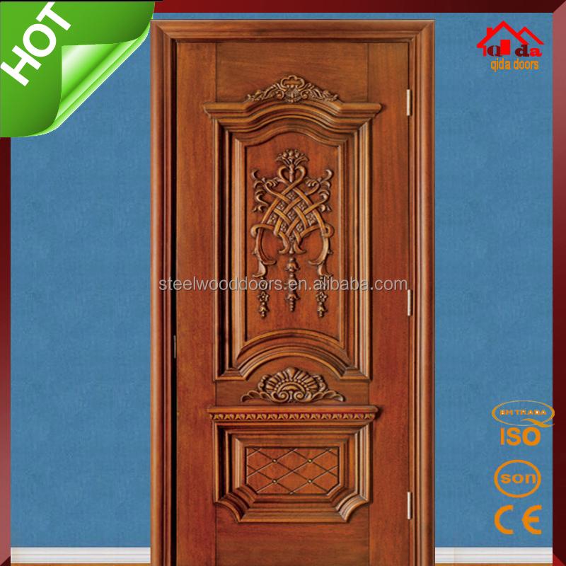 Attrayant Bedroom Entry Main Teak Wood Door Design   Buy Teak Wood Door Design,Wood  Door Design,Entry Wood Door Product On Alibaba.com