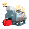 Commercial boiler gas oil heating steam boiler manufacturers for hotel