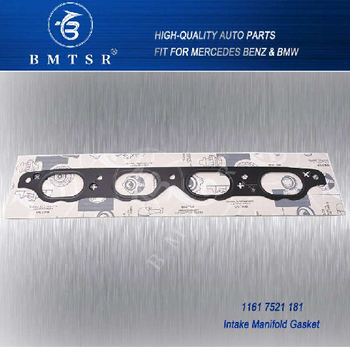 Oem Size Bmtsr Brand Intake Manifold Gasket 11617521181 - Buy Quality  Genuine Gasket Kit,Original Oem Gasket Kit,Diesel Injector Repair Kit With  Best