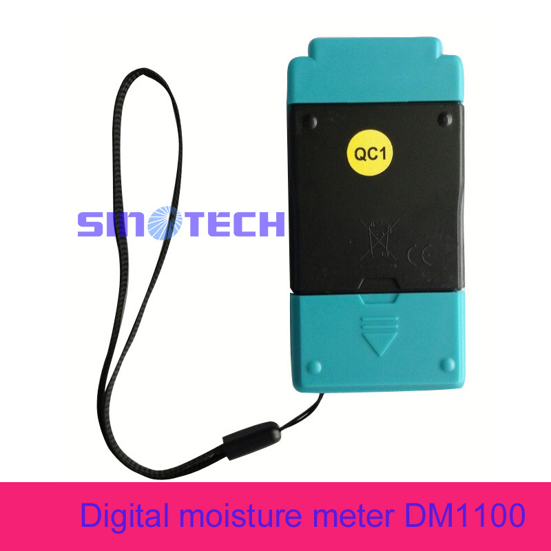 Digital cardboard concrete Wood Moisture Meter with CE DM1100 MD2G