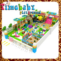 2015 Funny baby indoor play park for sale, children playhouse theme naughty castle