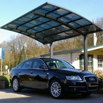 Goedkope Prijs Polycarbonaat Dak Aluminium Dubbele Carports - Buy ...