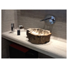 Fossil Wood Wash Basins