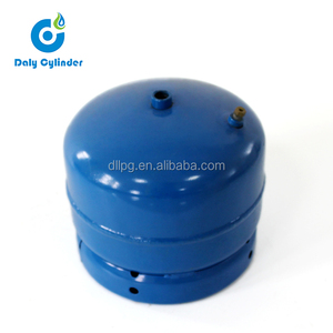 Hot Sale New style 3kg Camping Used LPG Gas Cylinder/Gas bottles/LPG Gas Tank