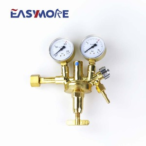 high quality Oxygen Gas Regulator with Brass Body