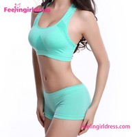 Fashionable Sexy Woman Gym Wear Cheap Wholesale Sports Bra