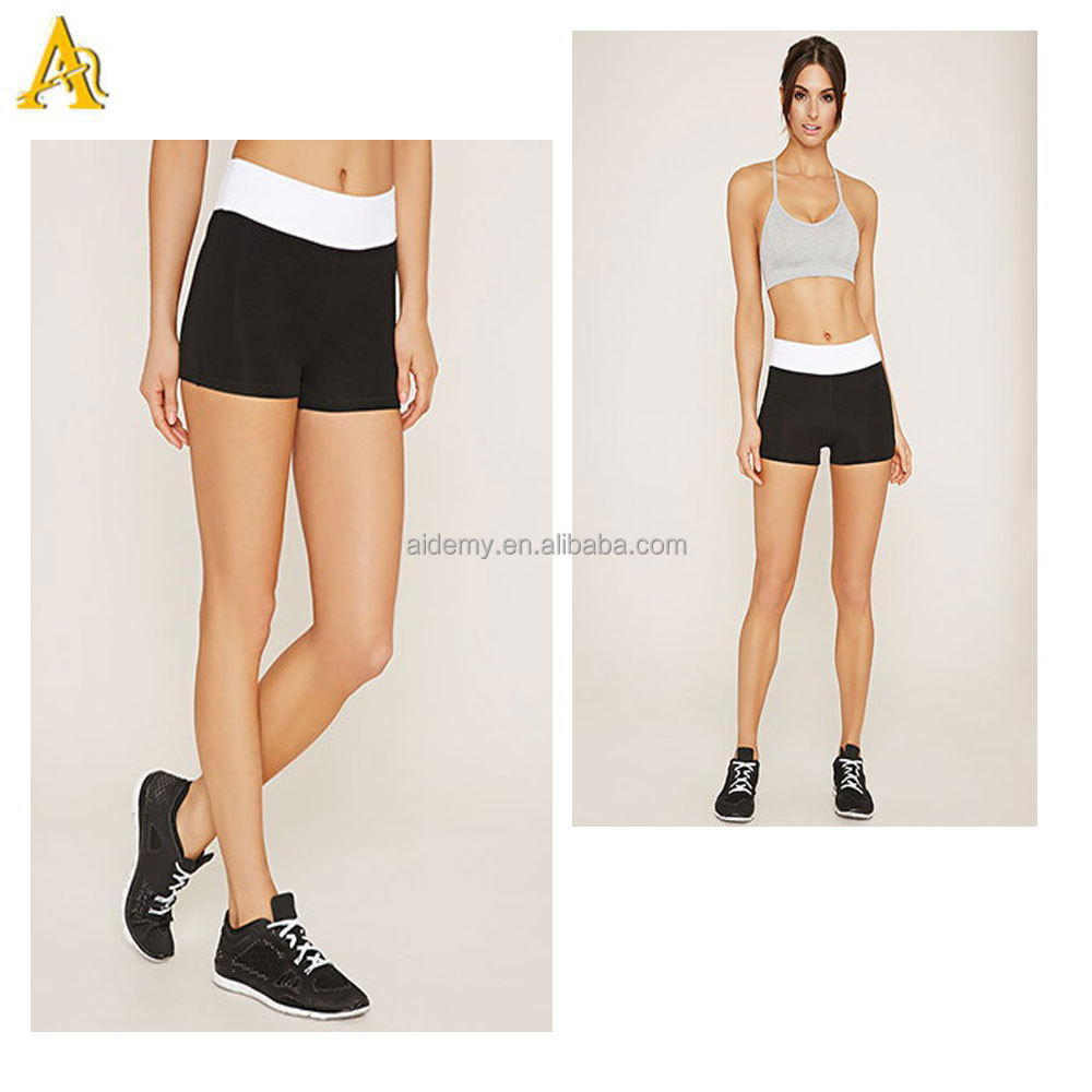 womens yoga shorts girl sport seamless bra xxx pho/sport tight