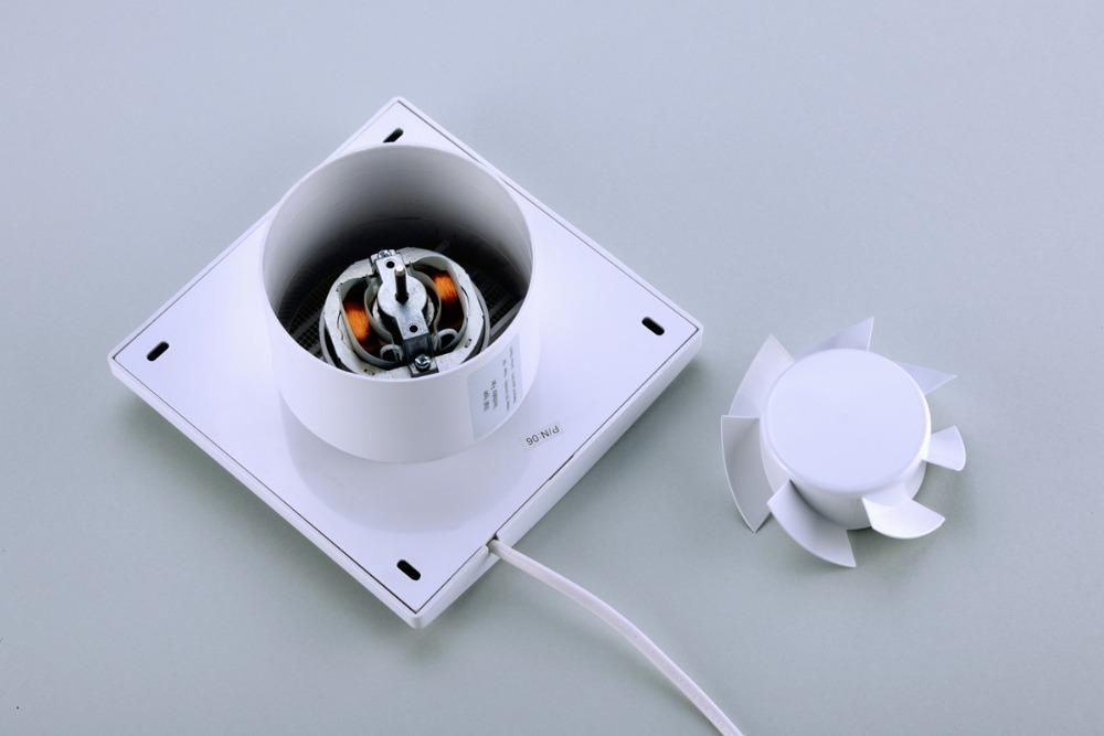 4 pouce mur fen tre montage chappement ventilation - Ventilateur de cuisine ...