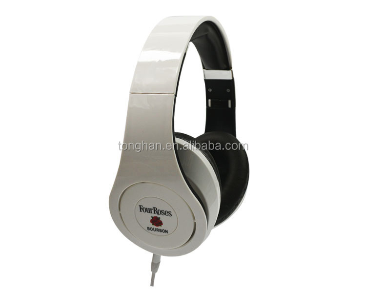 China factory headphone stereo oem headphones with microphone