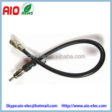 Car radio FMAM antenna extended adaptor cable motorola connector for automobile accessory (6)