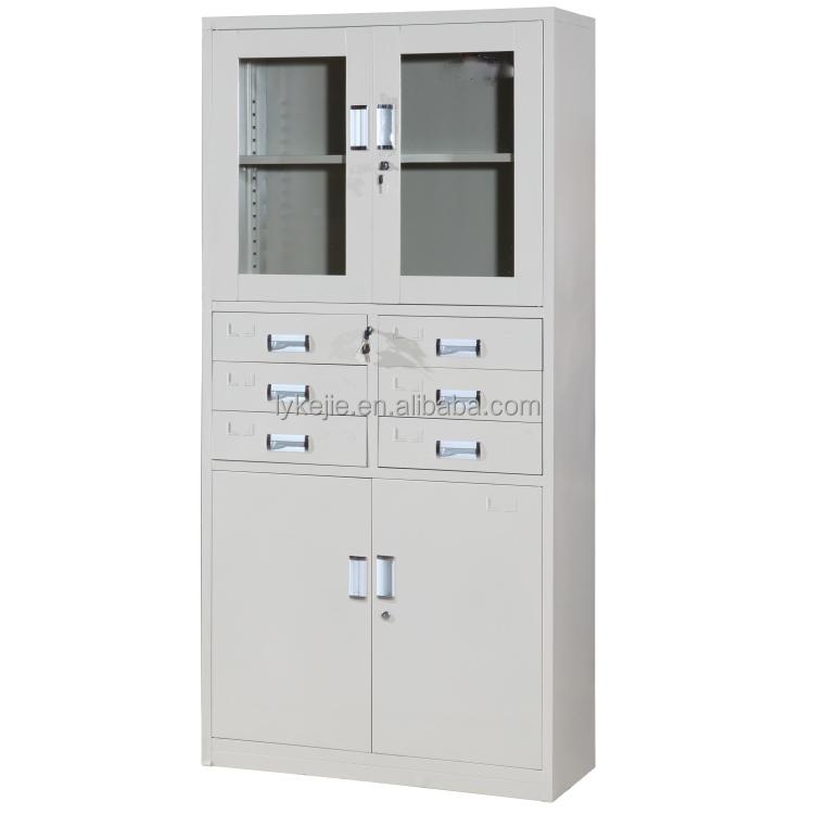 Armario Archivador Oficina Ikea ~ Oficina muebles de Metal acero archivador cajón archivador metálico pecho hierro armario para