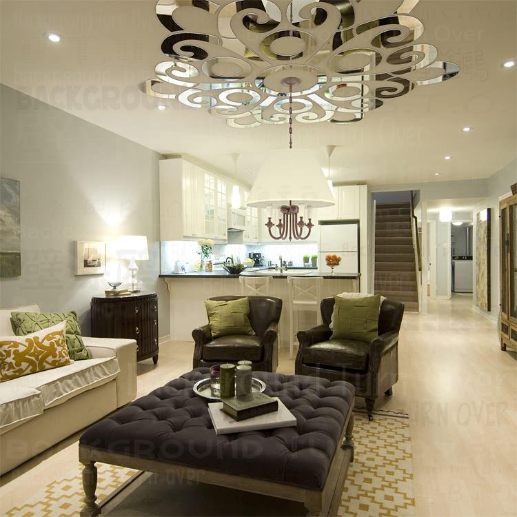 achetez en gros miroir au plafond en ligne des grossistes miroir au plafond chinois. Black Bedroom Furniture Sets. Home Design Ideas
