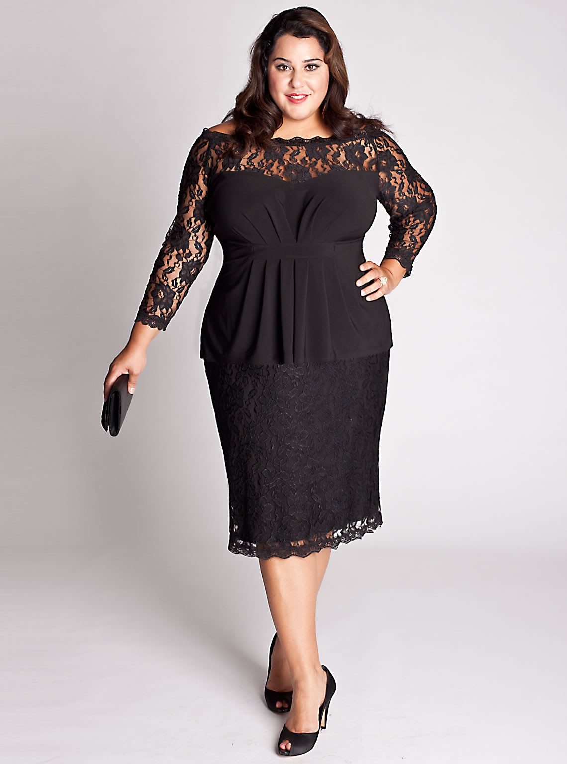 bcfc229bf84 Women Elegant Plus Size Clothing Dresses - Buy Plus Sie Dress