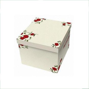 Fancy High Quality Wedding Cake Box Design Wholesale China Factory