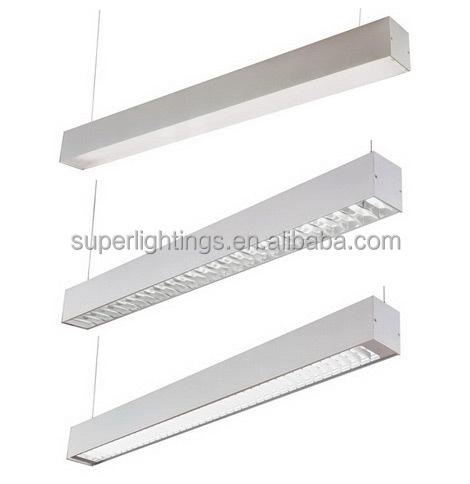 Sl-l15a Modern Led Light Fixture,Office Fluorescent Light Fixture,T8 ...