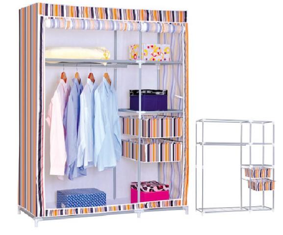 Portable Closet Wardrobe In Dubai 90*46*162 Cm
