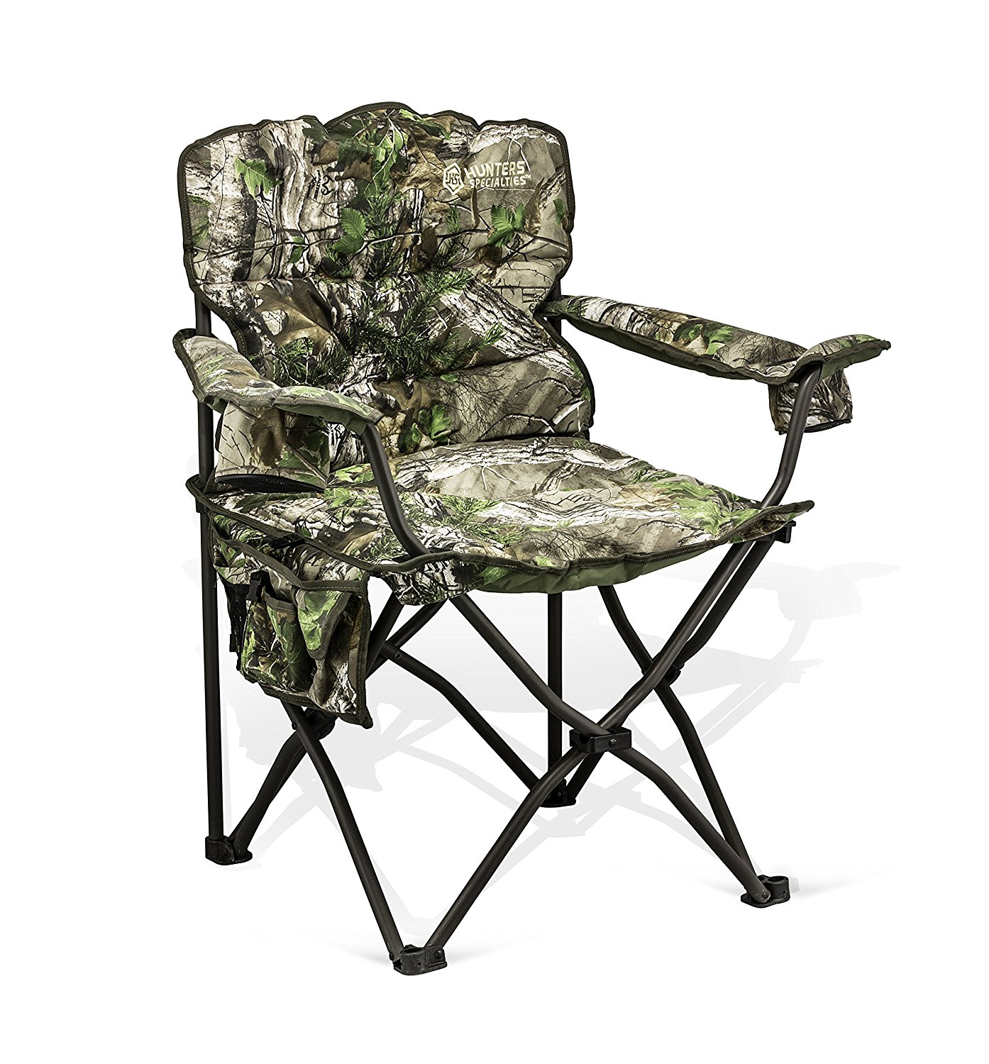 Get Quotations Hunters Specialties Deluxe Pillow Camo Chair Realtree Xg