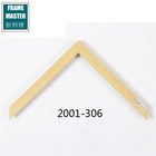 FRAME MASTER 2CM flat colorful model for photo wall frame&table frame