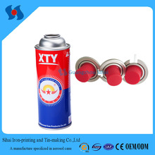 Hot Sale 220g Empty Metal Packaging Can/Tinplate Aerosol Can with Aerosol Valve