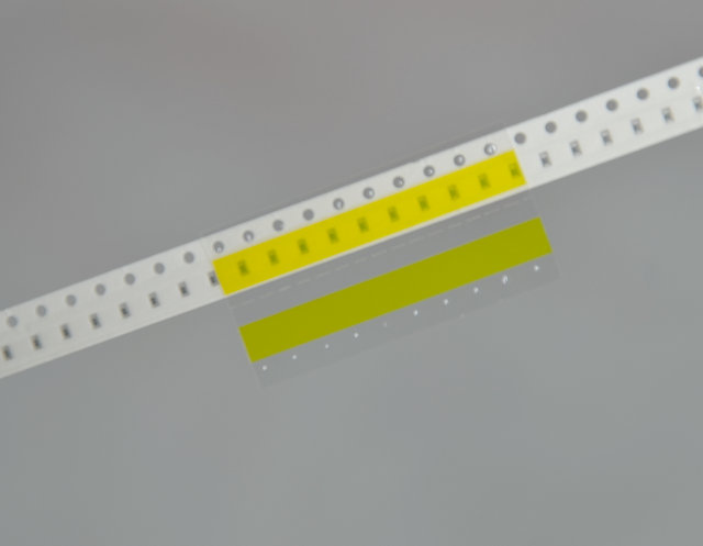SMT special splice tape yellow smt splice tape smt double splice tape