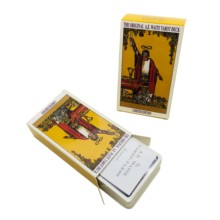 The original rider waite tarot cards