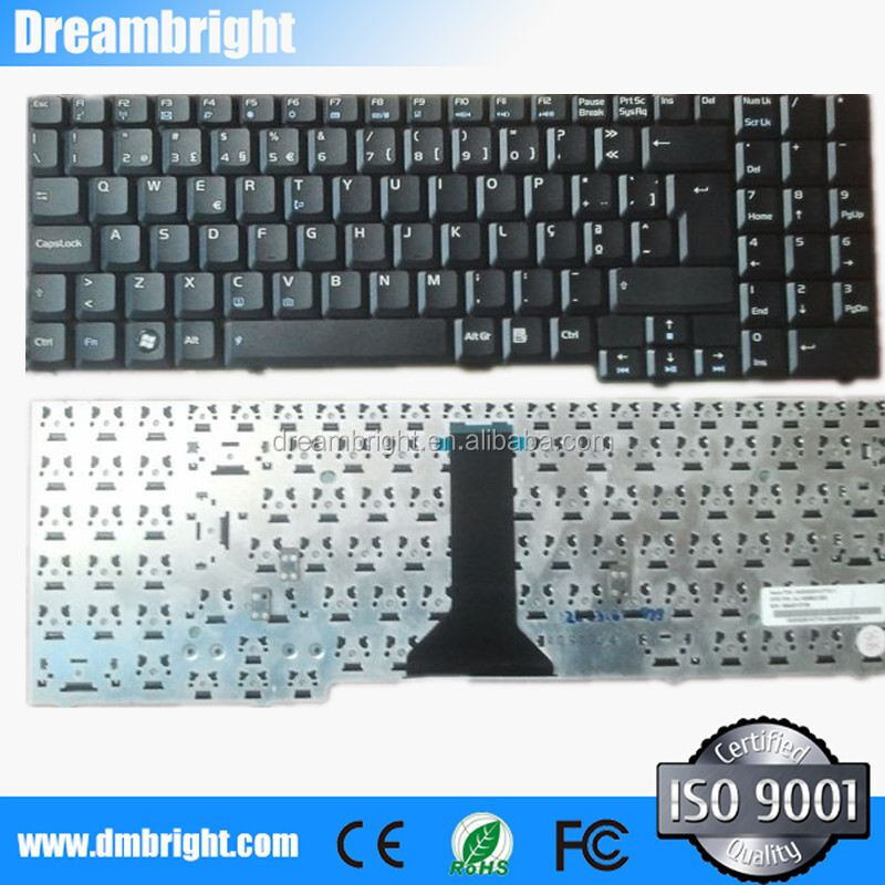 laptop keyboard for Asus F7 layout po