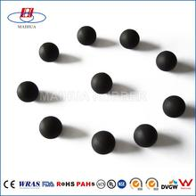 Customed size Design Various Hardness solid rubber balls