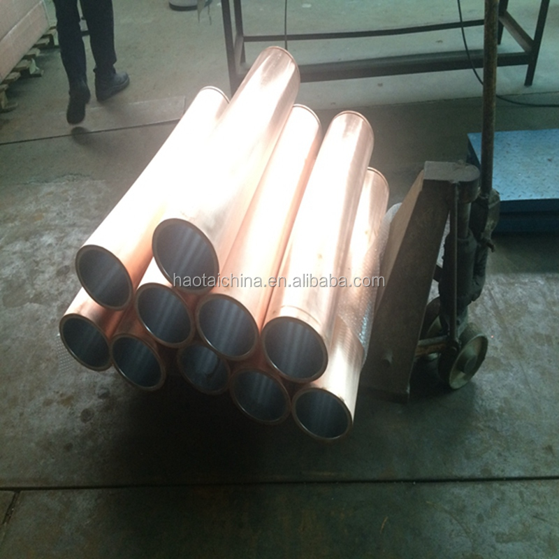 Continues casting machine round mould copper tube/copper nickel tube