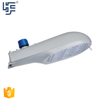 waterproof outdoor aluminum led cobra head area street light fixture