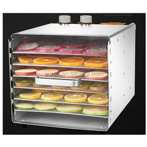 Food Dehydrator Fruit Dehydrator 6 Trays mini Fruit Dryer SUS304 Stainless Steel Home Mini 03