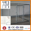 2015 Alibaba China used chain link portable large dog fence(factory) for sale