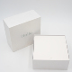 Personalized Pearl White Paper Gift Box Gift Package Box