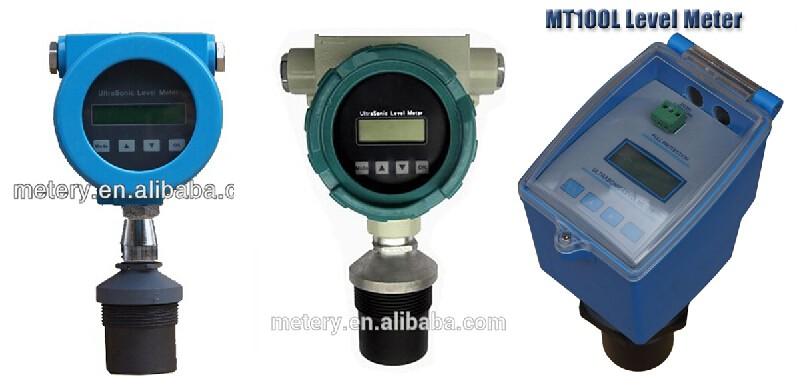 Ultrasonic Water Level Measurement Water Depth Meter