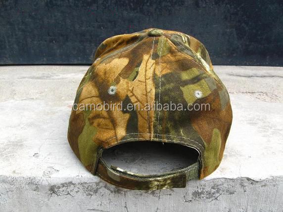5 Led Led Green Light Cap Realtree Camouflage Hunting Camo Cap ...