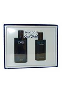 Cool Water By Zino Davidoff For Men - 2 Pc Gift Set 4.2oz Edt Spray, 2.5oz After Shave Splash