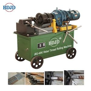 Mini mills thread rebar hot rolling mill Secure thread rolling machine
