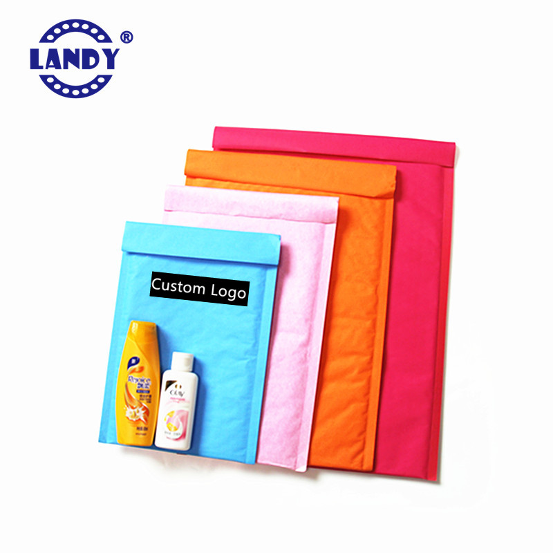 Customized printed bubble mailers padded envelopes