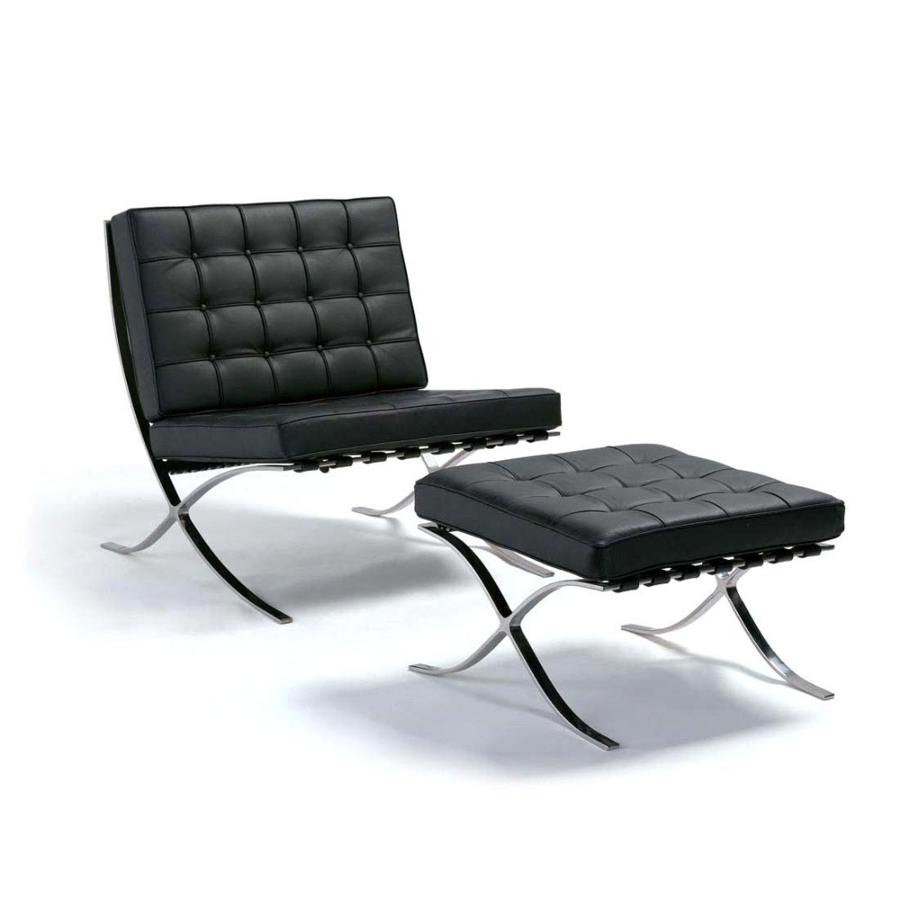 Barcelona Chair Style Jh F211 Product Details Barcelona Style Modern Pavilion Chair
