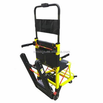 Modular folding electric stair climbing wheelchair power for Motorized chair stair climber electric evacuation wheelchair electric wheelchair