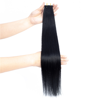 Hot Sale Lowest Price One Donor Fashion Smooth Tape On Hair Extension