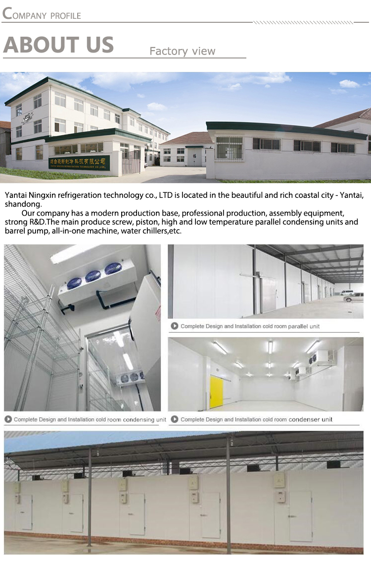 Cold storage for keeping fruits and  fresh vegetables