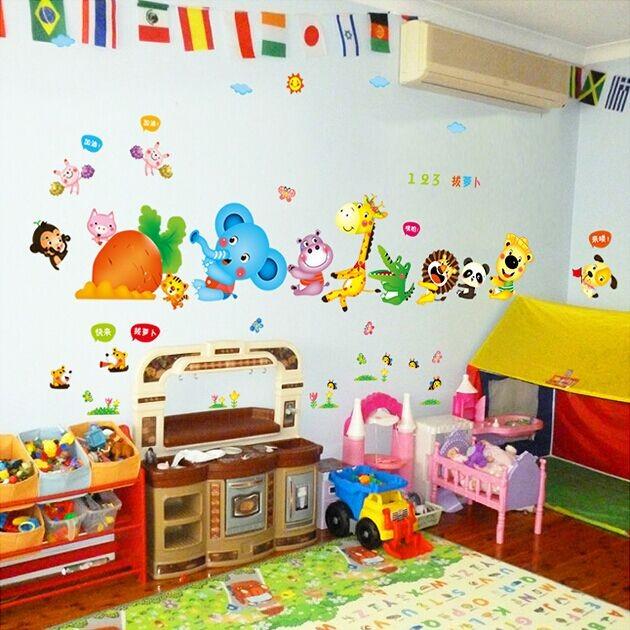 √ Keren Dekorasi Dinding Kelas Tk Home Beauty