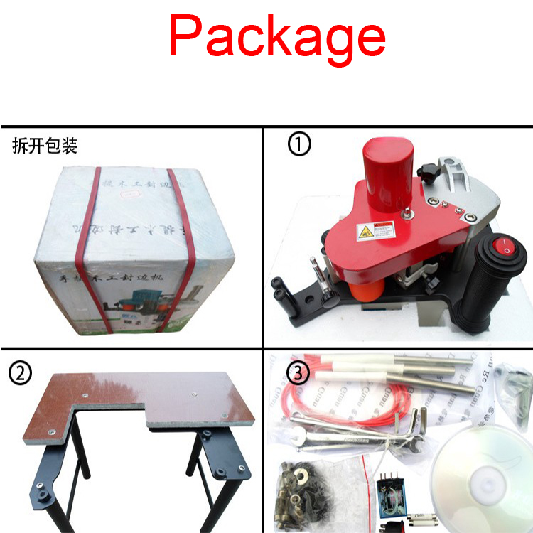 Portable edge banding machine for sale